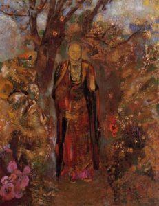 Budda - Odilon Redon